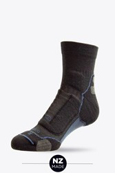 Mens NuYarn Quarter Sock