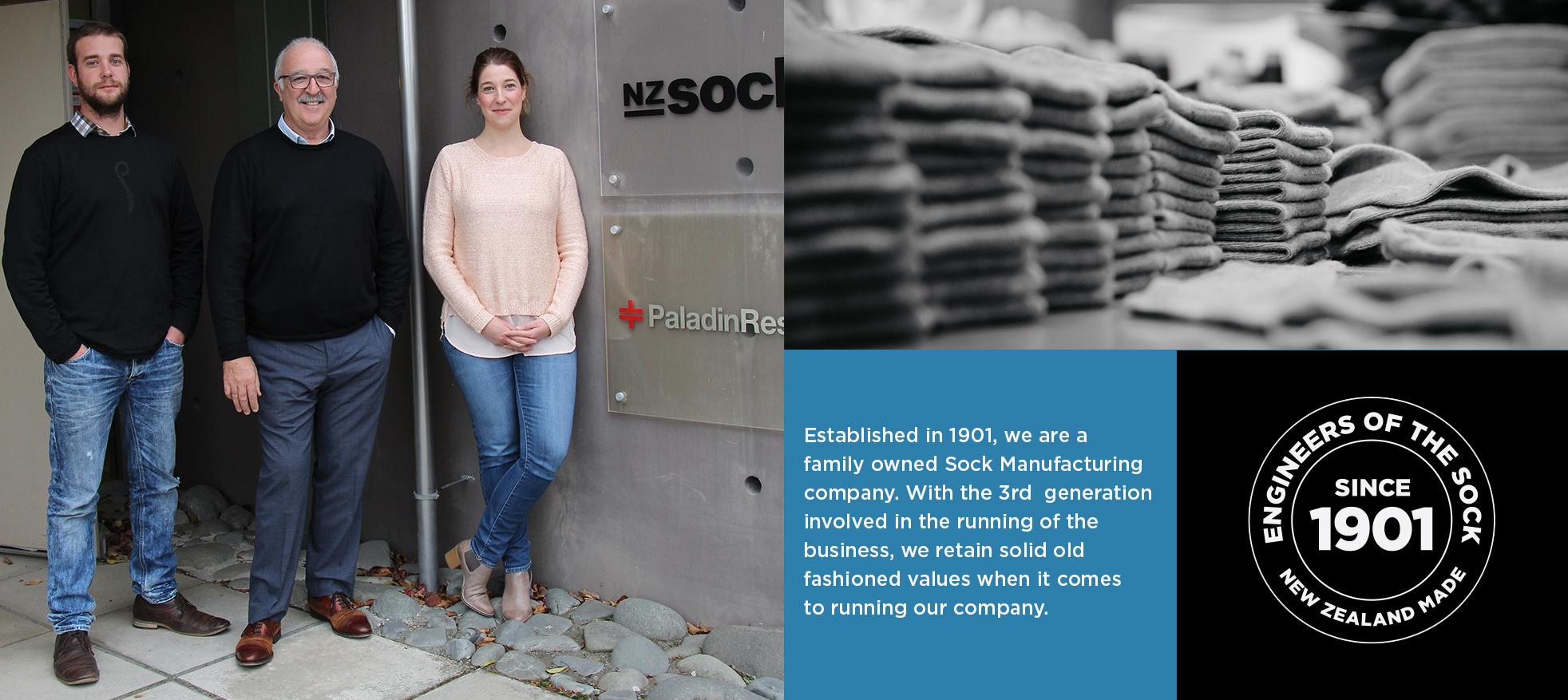 NZ Sock Co - The New Zealand Sock Company
