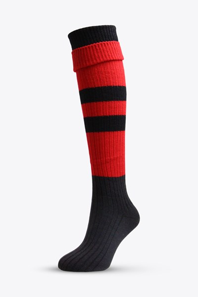 Mens Rugby Sock 2 Pack